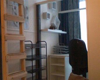 Kamer in Leiden, Magdalena Moonsstraat op Kamernet.nl: Leuke kamer te huur (geen studentenhuis)