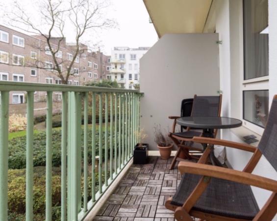 Appartement aan Jacob van Lennepstraat in Amsterdam