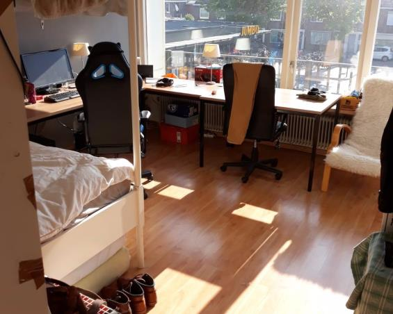 Kamer aan Bart van Peltplein in Tilburg