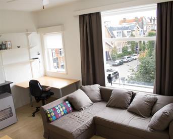 Kamer in Groningen, Taco Mesdagplein op Kamernet.nl: Leuk appartement+balkon, Groningen, Schildersbuurt