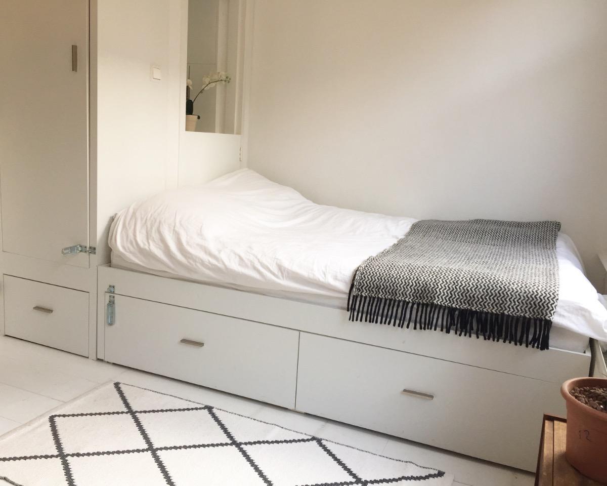 Appartement aan Derde Weteringdwarsstraat in Amsterdam