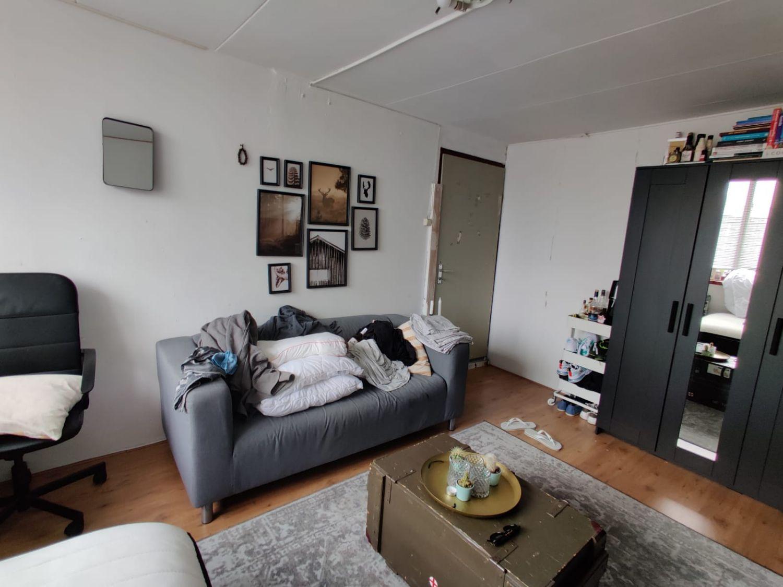 Kamer te huur in de Jan Nieuwenhuijzenstraat in Haarlem