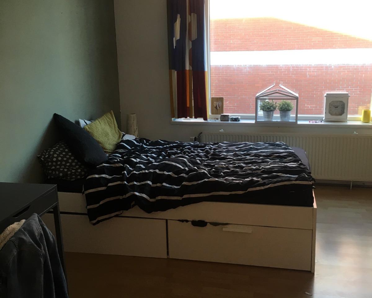 Kamer te huur in de Soephuisstraatje in Groningen