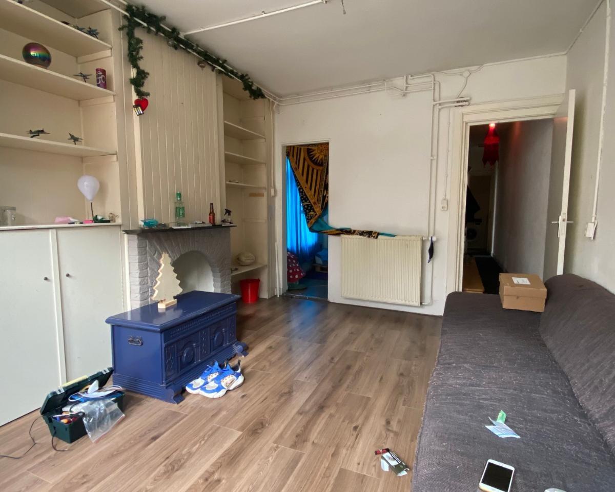 Kamer te huur in de Wassenberghstraat in Groningen