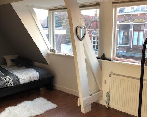 Kamer aan Oude Ebbingestraat in Groningen