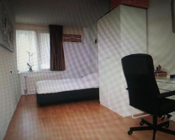 Kamer in Den Haag, Zwolsestraat op Kamernet.nl: Tijdelijke Kamer te huur in groot appartement