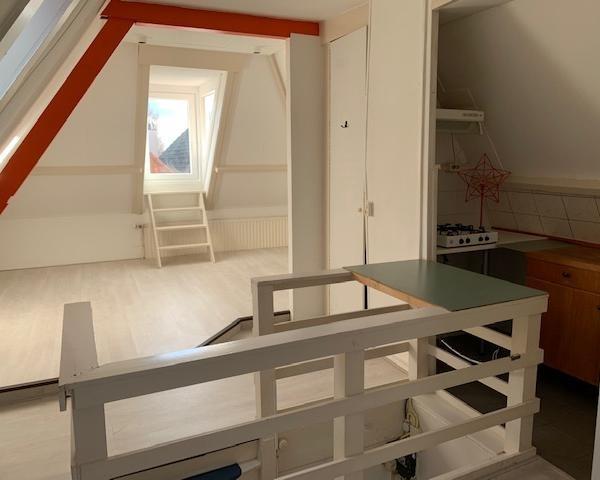 Appartement aan Daguerrestraat in Den Haag