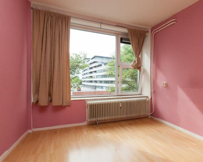 Kamer te huur in de Jonker Fransstraat in Rotterdam