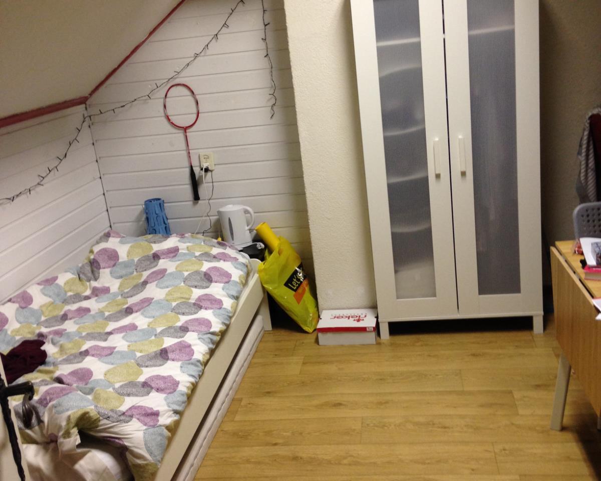 Kamer te huur aan de Mekongdreef in Utrecht