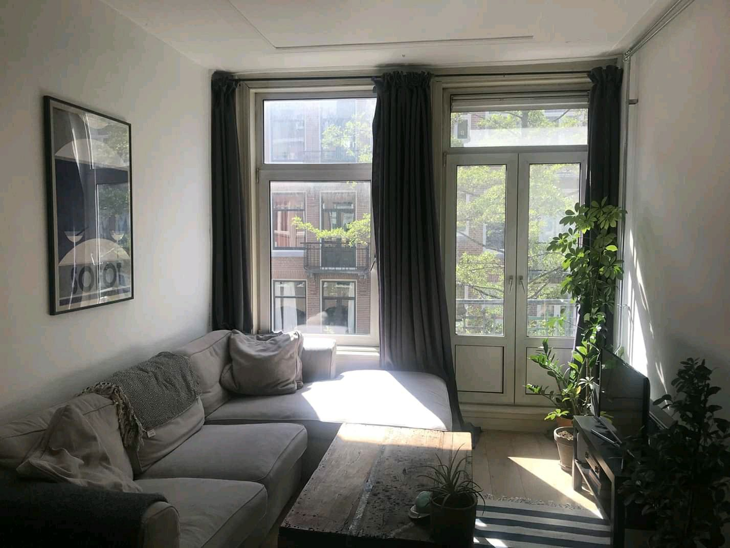 Kamer te huur in de Veerstraat in Amsterdam