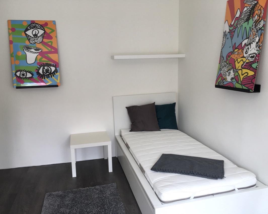 Kamer te huur in rotterdam voor 525 kamernet for Kamer rotterdam
