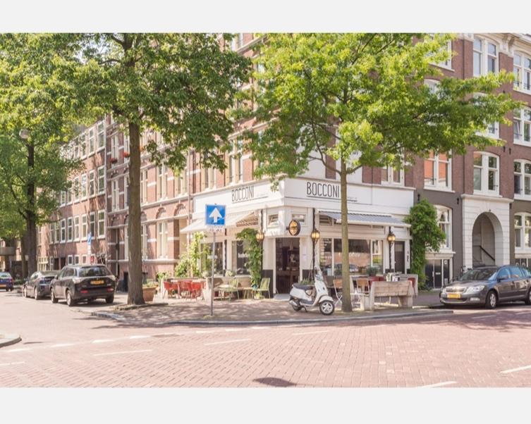 Kamer te huur in de Nova Zemblastraat in Amsterdam