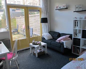 Kamer in Leeuwarden, Elizabethstraat op Kamernet.nl: Nette kamer met tuindeuren in centrum Leeuwarden