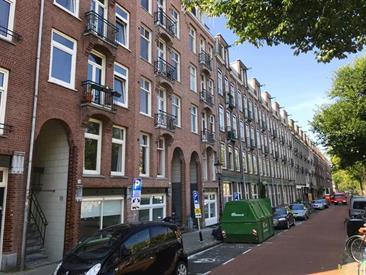 Kamer in Amsterdam, Jacob van Lennepkade op Kamernet.nl: Volledig gerenoveerde bovenwoning op gewilde locatie in Oud-West!