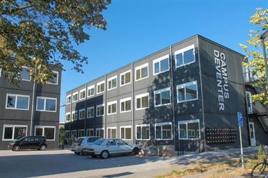 Kamer in Deventer, G.J. Leonard Ankersmitlaan op Kamernet.nl: 39 gloednieuwe gemeubileerde studio's