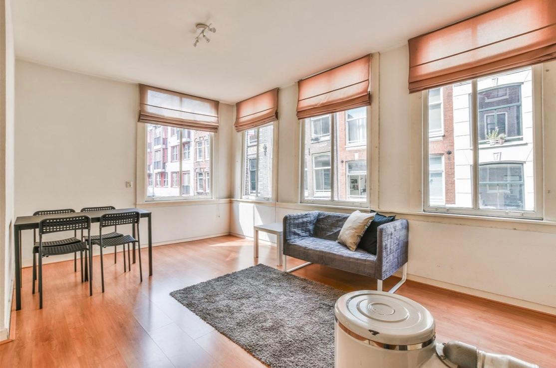 Appartement aan Zanddwarsstraat in Amsterdam