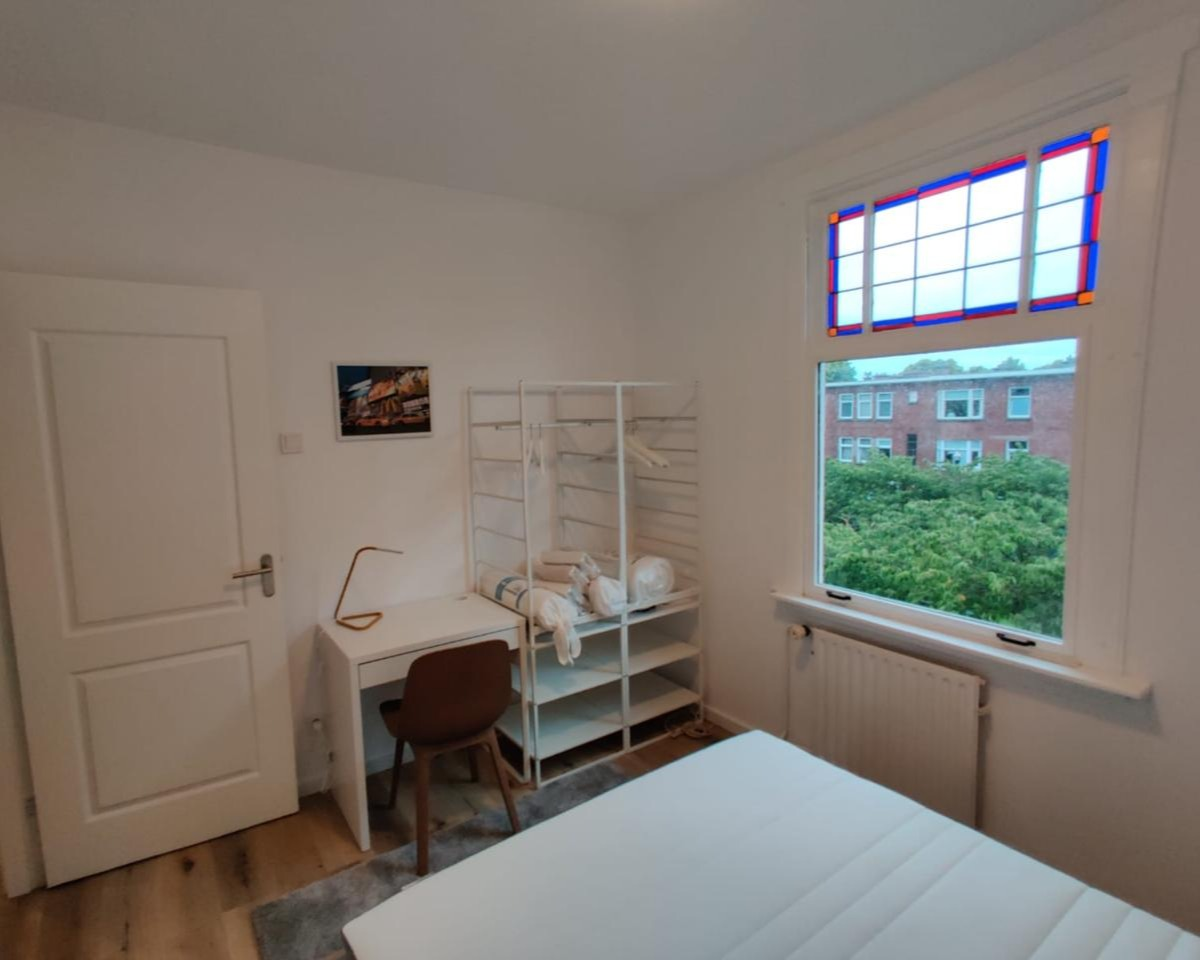 Kamer te huur in de Allard Piersonlaan in Den Haag