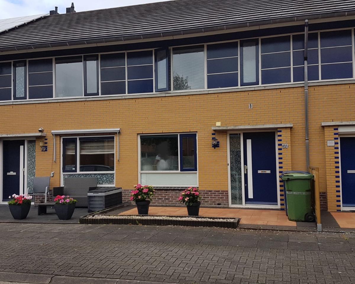 Kamer aan Oktoberstraat in Almere