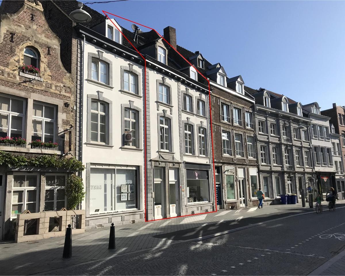 Kamer te huur in de Grote Gracht in Maastricht
