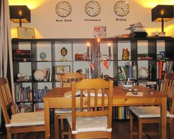 Kamer in Groningen, Burchtstraat op Kamernet.nl: City Center Apartment for rent