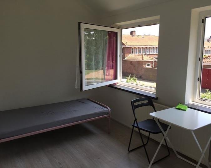 Kamer aan Van Slingelandtstraat in Arnhem