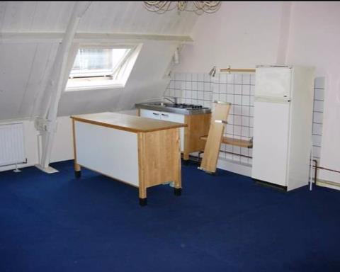 Kamer aan Sloetstraat in Arnhem