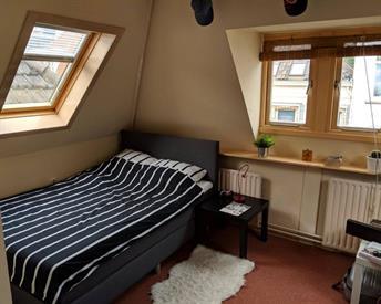 Kamer in Nijmegen, van Berchenstraat op Kamernet.nl: Kamer in de stad dicht bij het station