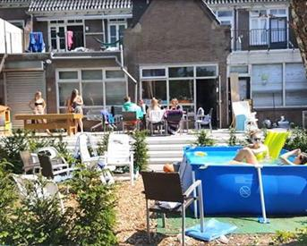 Kamer in Wageningen, Hoogstraat op Kamernet.nl: AID slaapplek met kans op vaste kamer!