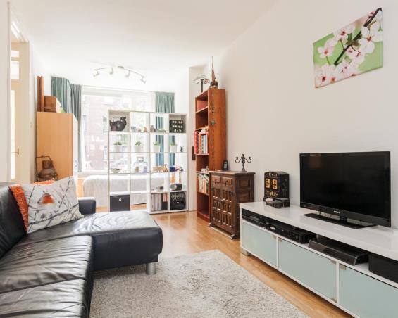 Kamer aan Zweedsestraat in Rotterdam