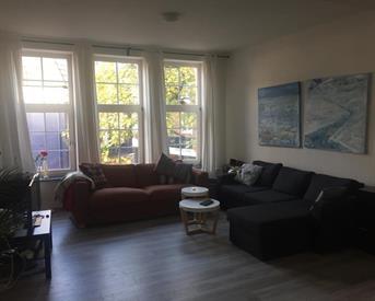 Kamer in Enschede, Haverstraatpassage op Kamernet.nl: Onderhuur kamer met gigantische woonkamer