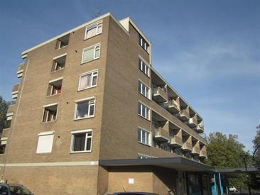 Kamer in Arnhem, De Bitterstraat op Kamernet.nl: 4-kamer hoekappartement met aparte keuken en 2 balkons
