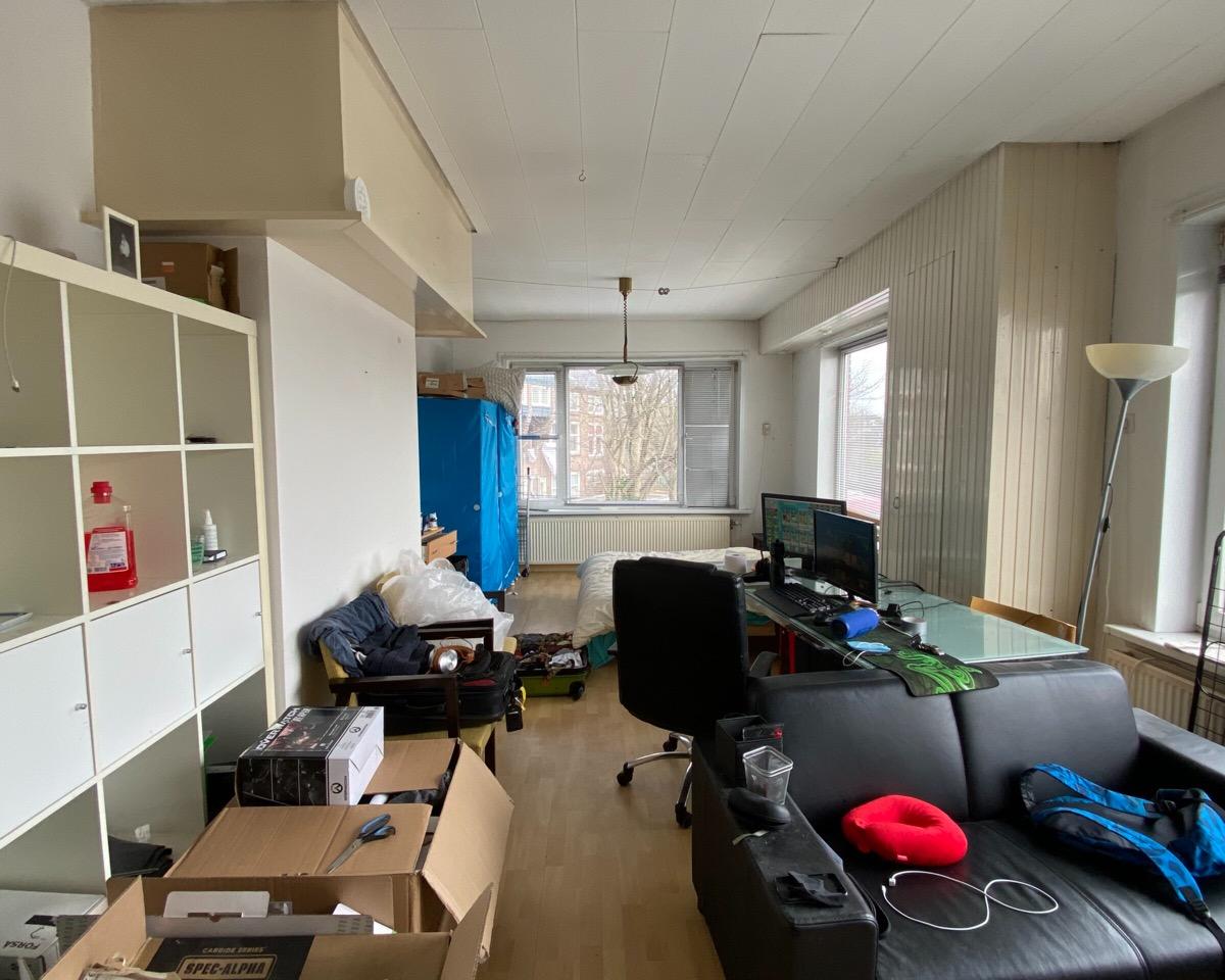 Kamer te huur in de K. de Vriezestraat in Groningen