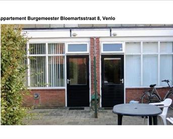 Kamer in Venlo, Burgemeester Bloemartsstraat op Kamernet.nl: Net apartementje voor 1 persoonsbewoning 35m2