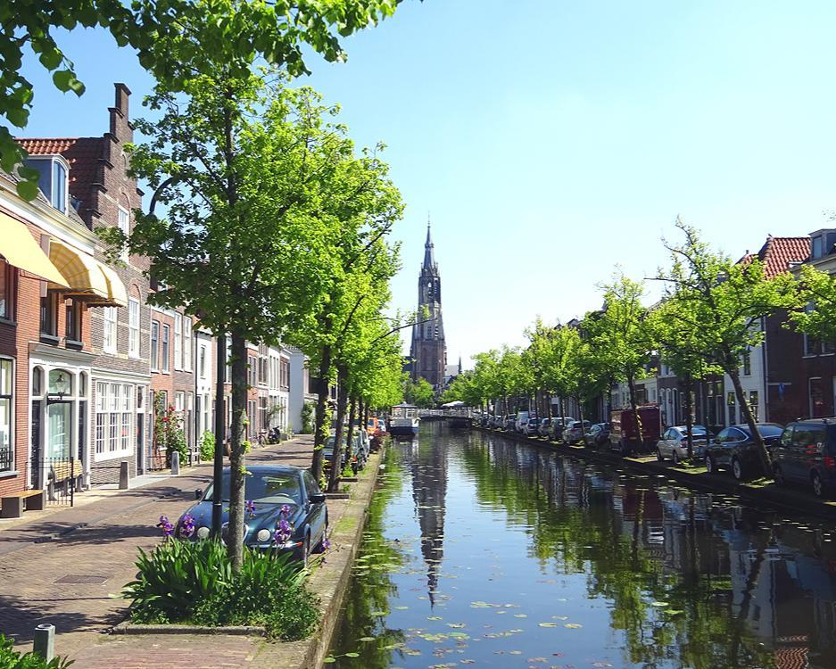 Kamer te huur op de Verwersdijk in Delft