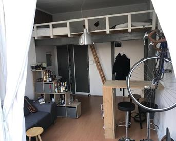 Kamer in Groningen, Hereweg op Kamernet.nl: Grote kamer in gemengd studentenhuis