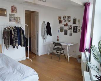 Kamer in Amsterdam, Prins Hendrikkade op Kamernet.nl: Kamer in een gerenoveerde appartement, top lokatie