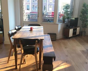 Kamer in Amsterdam, Weteringschans op Kamernet.nl: 4 kamer gemeubileerd appartement in Centrum