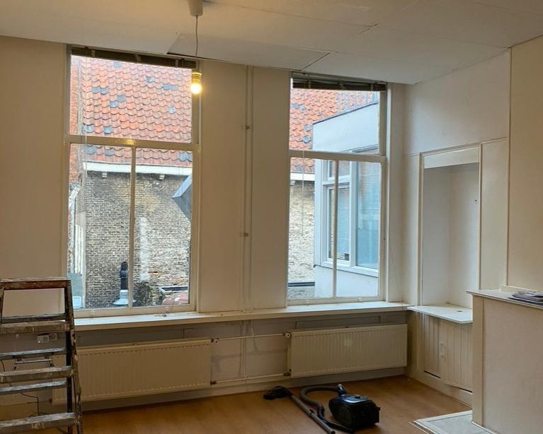 Kamer te huur in de Papenstraat in Delft