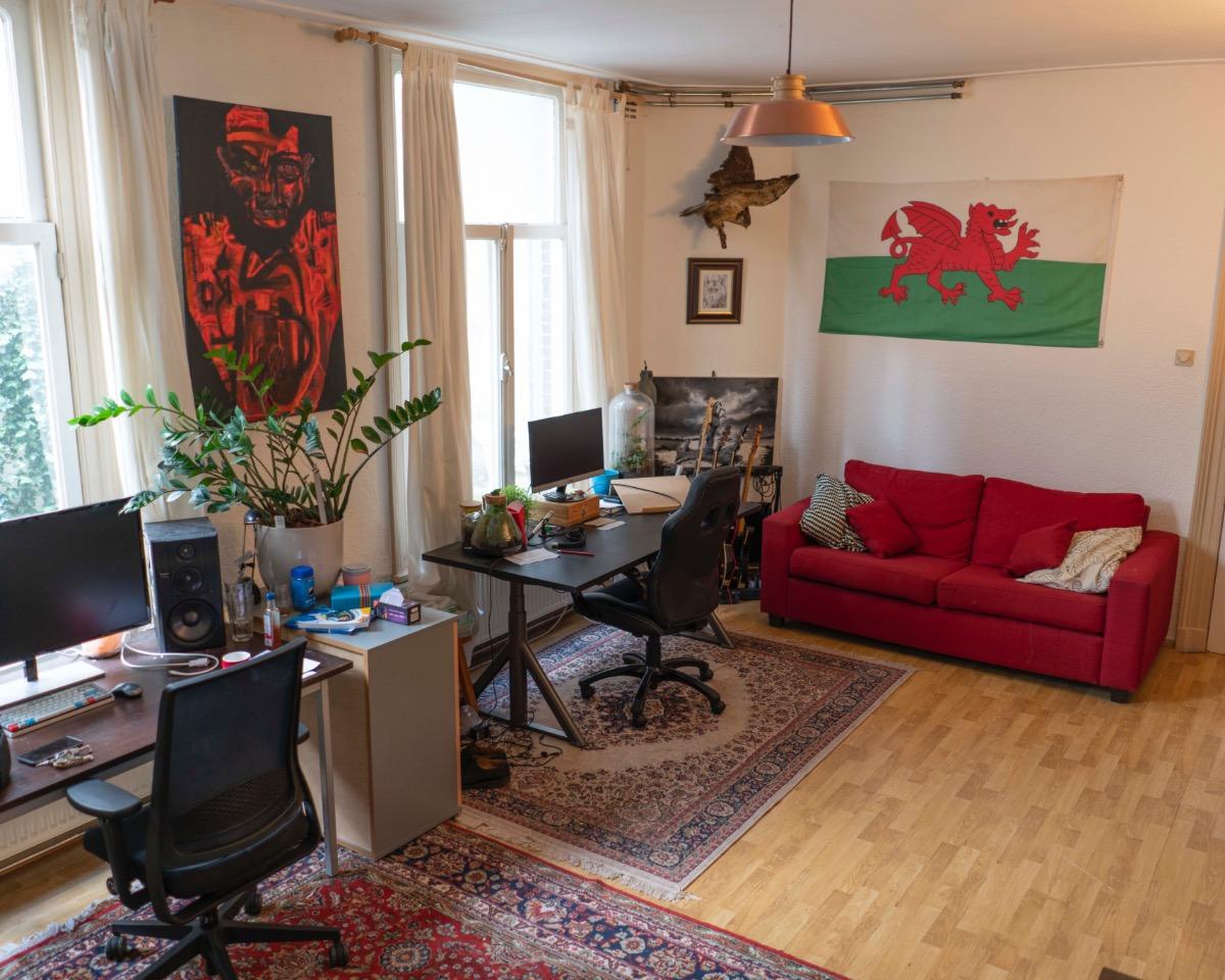 Kamer te huur aan de Graafseweg in Nijmegen