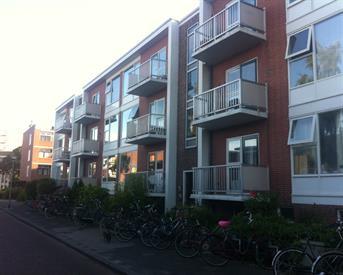 Kamer in Groningen, Snelliusstraat op Kamernet.nl: Leuke kamer met eigen balkon aan de voorzijde