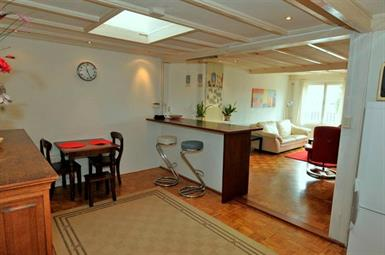 Kamer in Den Bosch, Hinthamerstraat op Kamernet.nl: Zeer sfeervol appartement