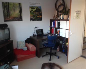 Kamer in Wageningen, Rijnveste op Kamernet.nl: gezellig huis op moderne rijnveste onderhuurt