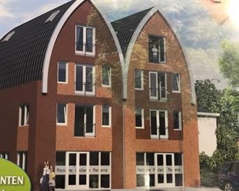 Kamer in Wageningen, Beuningstraat op Kamernet.nl: Bijna nieuw appartement 3e etage