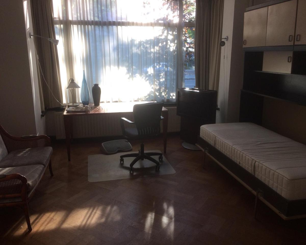 Kamer te huur in de Van Alkemadelaan in Den Haag