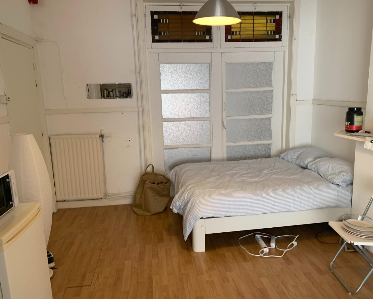 Kamer te huur in de Hoefstraat in Tilburg