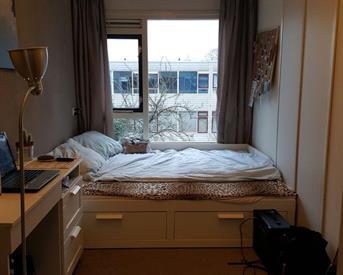 Kamer in Ede, Langenhorst op Kamernet.nl: Leuke kamer in gezellig studentenhuis