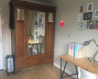 Kamer in Delft, Van de Spiegelstraat op Kamernet.nl: Kamer te huur in studentenhuis