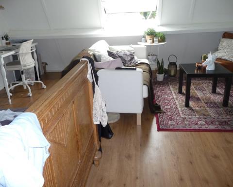 Kamer aan Haagweg in Breda