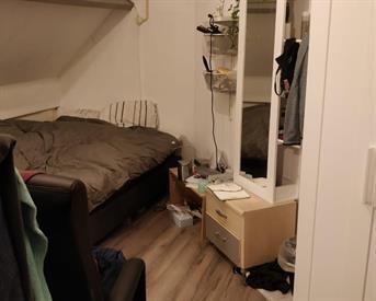 Kamer in Leiden, Lijsterstraat op Kamernet.nl: Kamer Lijsterstraat
