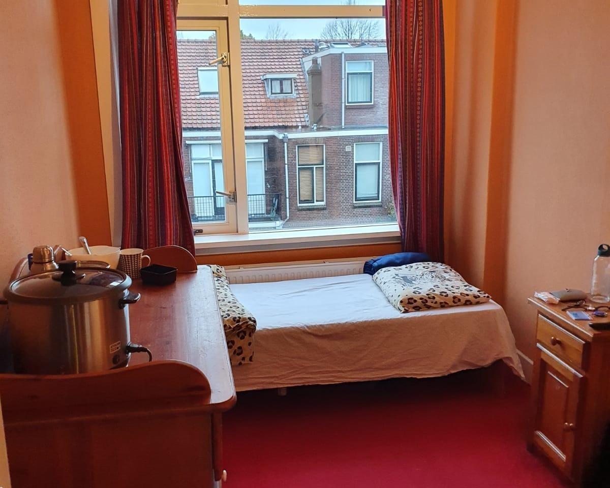 Kamer te huur in de Palamedesstraat in Delft